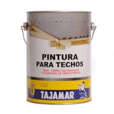 PINTURA TECHOS GAL NEGRO TAJAMAR