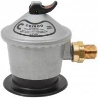 REGULADOR GAS 15 KG C/VALVULA SEG. CEMCO