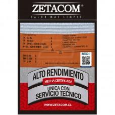 MECHA ESTUFA KERO HEAT CV-2000/2230 ZETACOM