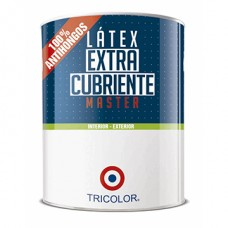 LATEX 1/4 GAL BLANCO TRIC MASTER